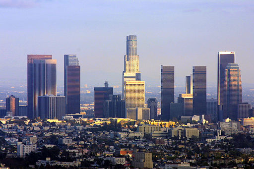 Los Angeles is the hardest city to save in the US. Photo by By Thomas Pintaric